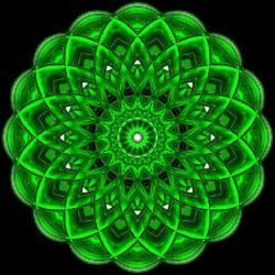 Conoce el significado espiritual del aura verde